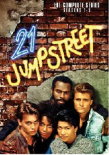 21 Jump Street Complete Series Seasons 1-5: 1 2 3 4 5  18-DVD NEW! Jumpstreet