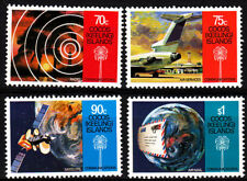 1987 Communication Links on Cocos Islands - MUH