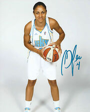 **GFA Chicago Sky * CANDICE DUPREE * Signed 8x10 Photo COA**