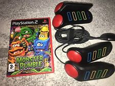 Cicalini Per Playstaion 2-Include 1 GAME-ps2-MONSTER RUMBLE