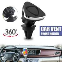 UNIVERSAL MAGNETIC CAR PHONE HOLDER AIR VENT MOUNT 360° FOR MOBILE PHONES TABLET