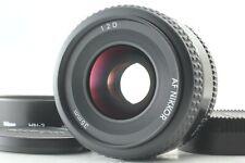 [MINT w/Hood] Nikon NIKKOR AF 35mm f2D Wide Angle Lens From Japan #795