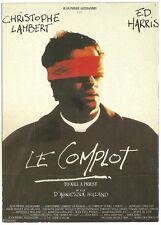 CPM - Le Complot - Postcard '( NUGERON E 493 )