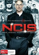 NCIS : Season 14 (DVD, 6-Disc Set) NEW