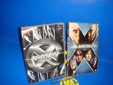 Pelicula en dvd x-men y x-men 2 Buen Estado
