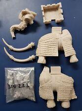 Dwarven War Mammoth Huge 28ml resin+metal kit complete Dwarf Wars Westwind OOP