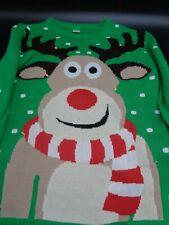 Illuminated Holiday Christmas Sweater (D35-1184)