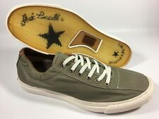 Raro Converse John Varvatos Jack Purcell Verde Zapatillas Zapatillas Zapatos Talla Uk 9