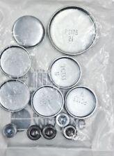 Freeze Plug Kit for Engine Block 351M 400 Ford Mercury MPE109R Steel