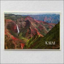 Kauai Waimea Canyon Hawaii Postcard (P375)
