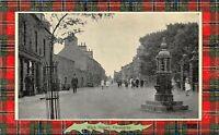 POSTCARD  SCOTLAND  -  CROMARTY -  HIGH STREET