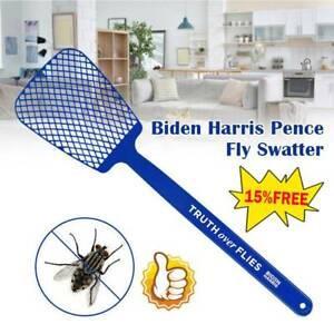 Truth Over Flies Fly Swatter/Sticker Kamala HarrisPence Debate 2020 Biden$50%OFF