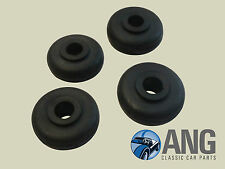 TRIUMPH STAG, TR7, 2000,2500 REAR SHOCK ABSORBER TOP MOUNTING BUSHES x 4 (152588