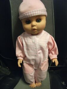 18 Inch Doll With Clothes In Great Condition