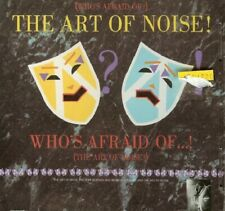 Art of Noise Who's Afraid Of The Art Of Noise? Lp