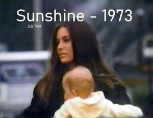 Sunshine - 1973 Stars: Cristina Raines, Cliff De Young  (UK dvd disc/1hr 55min)