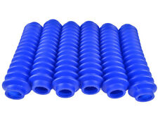ROYAL BLUE Shock Boots 6 PACK for Jeep Truck and SUV UNIVERSAL FIT FREE SHIPPING