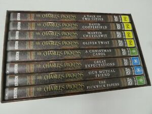 Charles Dickens Collection (DVD, Region 4, 12-Disc Set) BB2