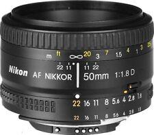 Nikon Nikkor AF 50mm 1:1,8 D - NEU vom Fotofachhändler