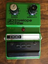 Vintage DOD FX25 Envelope Filter Guitar Bass Effect Pedal Green Model