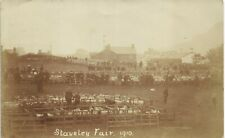More details for staveley near kendal. fair 1910. sheep pens.