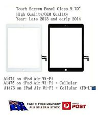 IPAD Air A1474 A1475 A1476 Touch Screen Digitizer Touch Panel  (WHITE)