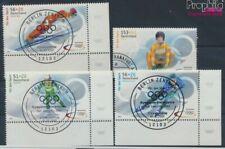 Duitsland 2237-2240 (compleet Kwestie) gestempeld 2002 Spelen (9317457
