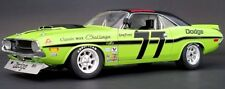 1970 Dodge Challenger GREEN Sam Posey #77 1806001