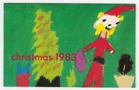 AUSTRALIA POST STAMP PACK 1983 'CHRISTMAS 1983' - 3 MINT STAMPS  - MNH