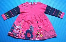 CATIMINI Abito Bambina Fiori 2 Anni - Girl Dress Flowers 2 years 100% ORIGINAL