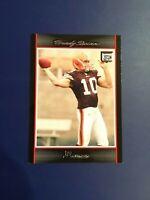 2007 Bowman # 112 BRADY QUINN RC Rookie Cleveland Browns