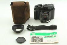 [Mint + Hood] Fujifilm GS645s Camera Wide 60mm f4 EBC Fujinon W Lens Fuji Japan