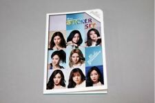 SNSD Girls Generation Photo Sticker Set ( 16 Pcs ) KPOP K-POP Korean Stickers