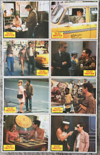 TAXI DRIVER MOVIE POSTER LOBBY CARD SET 1976 ORIGINAL 11x14 ROBERT DE NIRO