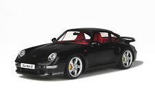 1:18 GT Spirit Porsche 911 993 Turbo S black Limited Ed. SHIPPING FREE
