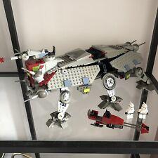 LEGO Vintage Original Star Wars AT-TE 4482 Set Rare - 98% Complete