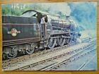 Southern Railway Steam Train 31806 Information Card (not postcard) see back