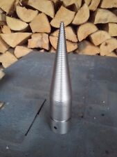 Ø50 Holzspalter Drillkegel Kegel für Kegelspalter mit 22mm Öffnung NEU