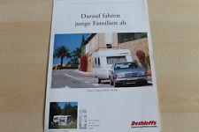 148733) Dethleffs Caravan - Young Family 530 TK - Prospekt 199?