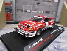 Porsche 911 SC RALLYE CARRERA Béguin 1979 ALMERAS CEVENNES IXO ALTAYA 1:43