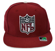 Vintage Reebok Red Nfl Team Apparel On Field Fitted Hats 7 3/4