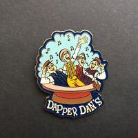 WDW - Dapper Dan's Error Disney Pin 7906