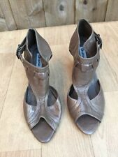 Dune Wedge Patternless Slingbacks for Women