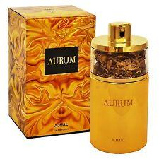 Aurum Eau De parfum/spray elegante Oriental mezcla 75ml exclusivo a Ajmal!
