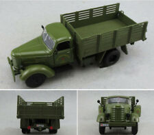 1:32 Scale Diecast Military China Jiefang CA10 Trucks Army Green Cars Model Toy