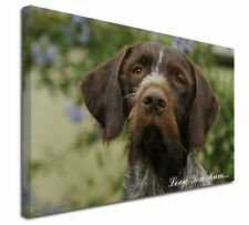 More details for german wirehaired pointer 'love you mum' x-large 30