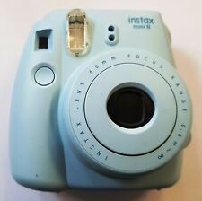FUJIFILM INSTAX MINI 8 INSTANT CAMERA- BLUE (1Au) Camera Only
