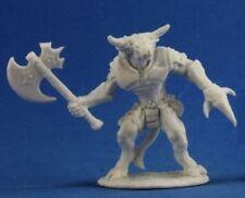 Reaper Bones 77255 Bronzeheart, Minotaur Hero
