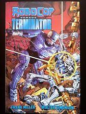 Robocop versus Terminator di Frank Miller, W. Simonson - NUOVO! 50%! MagicPress