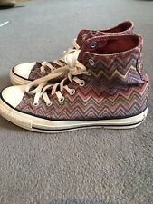 Missoni All Star Converse Limited Edition